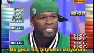 50 Cent Turkey / 50 Cent Turkiye de Varmısın Yokmusun