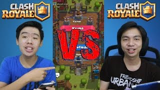 Video DEREN FIRDAUS VS MIAWAUG | Friendly Battle - Clash Royale Indonesia Gameplay #4 MP3, 3GP, MP4, WEBM, AVI, FLV Agustus 2017