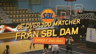 Webb-TV: SBL Dam