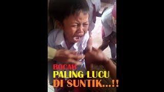 Video Anak SD Nangis di Suntik bikin ngakak MP3, 3GP, MP4, WEBM, AVI, FLV Februari 2018