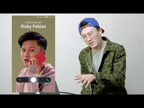 Korean ReactionSheryl Sheinafia & Rizky Febian Feat.Chandra Liow - Sweet Talk|Lelaki Korea YongE