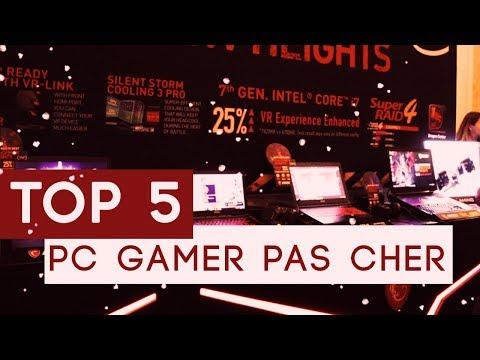 [FR] TOP 5 PC GAMER PAS CHER - FrenchCommuHardware