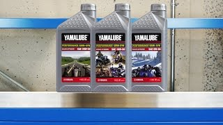8. Yamalube Semi-Synthetic Engine Oils