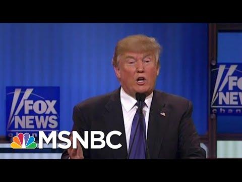 Trump Now Crashing In 2020 As Some Fans Bolt, Echoing Trump U. Debacle | MSNBC