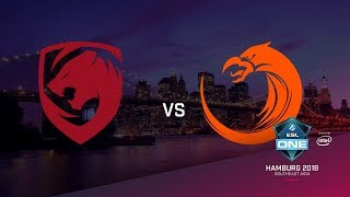 TnC vs Tigers, ESL Closed Quals SA, bo3, game 1 [Adekvat]