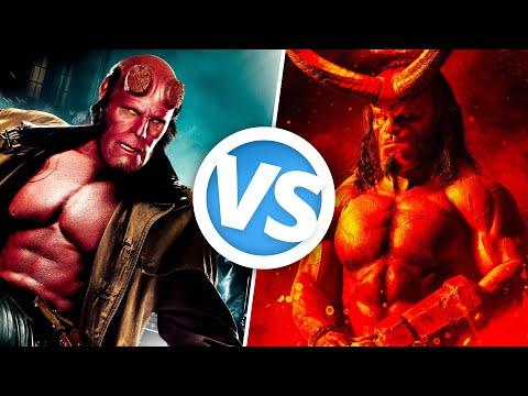 Hellboy (2019) VS Hellboy (2004) : Movie Feuds