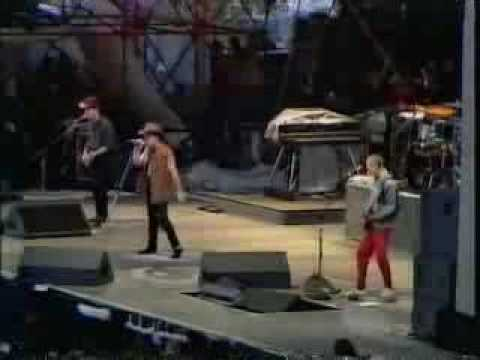 U2 - 6 juni 1987 Gothenburg (part 1 of 2)