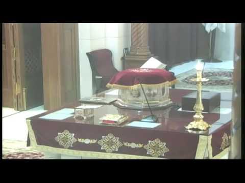 كنيسة مارمرقس بالكويت - الأجتماع العام - الجمعه 21/10/2016 من زيارة نيافة الانبا انطونيوس
