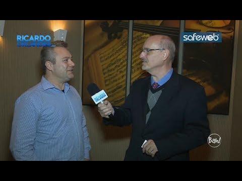 Ricardo Orlandini entrevista Edson Daroit, diretor comercial da DTS - Cinema em Casa, que nos fala sobre o que há de melhor nas tecnologias de automação residencial e comercial de som e imagem.