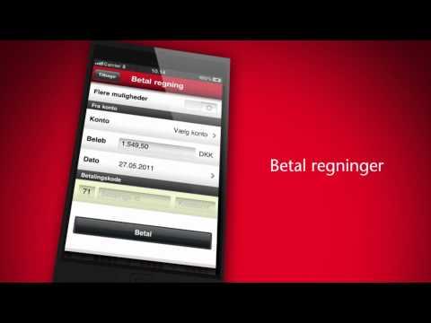Video of Østjydsk Banks MobilBank