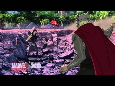 Marvel's Avengers Assemble 2.22 (Clip)
