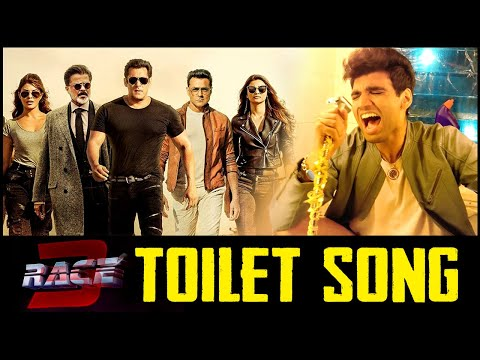 Selfish Song Parody - Race 3 | Salil Jamdar & Co.