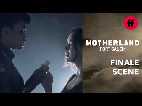 Motherland: Fort Salem Season 1 Finale | Anacostia Frees Scylla | Freeform