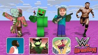 Video Monster School : SEASON 2 ALL EPISODE - Minecraft Animation MP3, 3GP, MP4, WEBM, AVI, FLV Maret 2019