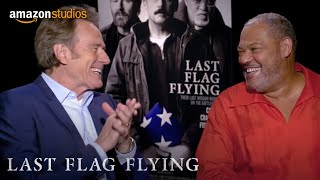 Nonton Last Flag Flying - Favorite Road Trip: Bryan Cranston and Laurence Fishburne | Amazon Studios Film Subtitle Indonesia Streaming Movie Download