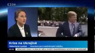 Na čí straně stojí mocní a kdo střílí v ulicích Kyjeva?