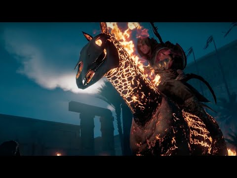 Assassin's Creed Origins Official Nightmare Pack DLC Trailer