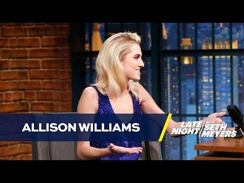 Allison Williams Reveals Her Dream Ending for Marnie