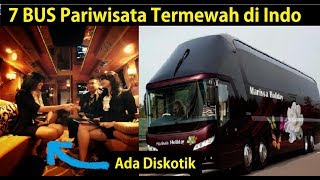 Video 7 BUS Pariwisata Termewah di indonesia MP3, 3GP, MP4, WEBM, AVI, FLV Juni 2018