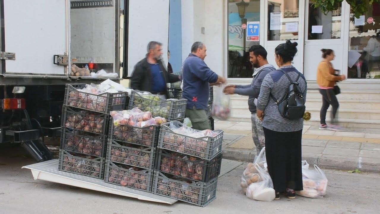 Διάθεση δωρεάν προϊόντων απο τη Περιφερειακή Ενότητα Αργολίδας