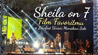 Video Sheila on 7 - FILM FAVORITMU | Live @ Lawfest Unisri 2018 Stadion Manahan Solo MP3, 3GP, MP4, WEBM, AVI, FLV Mei 2018