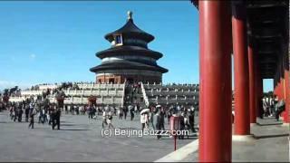 Temple of Heaven 天坛 timelapse films, BeiJing