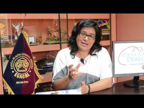 Programa 20 - Tenencia Ilegal de Armas - Luces Cámara Derecho - EGACAL
