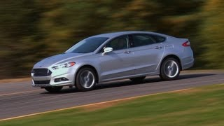 2013 Ford Fusion First Drive From Consumer Reports