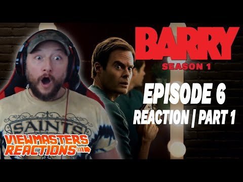 BARRY SEASON 1 EPISODE 6 PART ONE