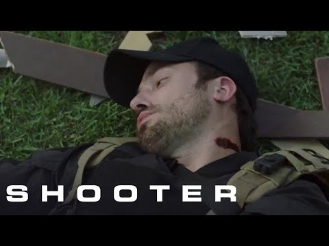 Shooter Season 3 Episode 13: A Swagger Shootout In Badass Slow-Mo (2/5) | Shooter On USA