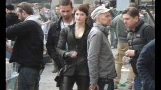 Hansel and Gretel: Witch Hunters on set Braunschweig witch burning scene & slideshow