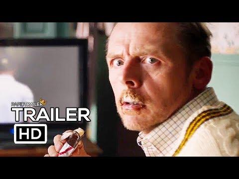 SLAUGHTERHOUSE RULEZ Official Trailer (2018) Simon Pegg, Nick Frost Comedy Horror Movie HD