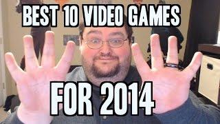 Boogie's top 10 games of 2014!