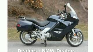 8. 2004 BMW K 1200 GT - Specification