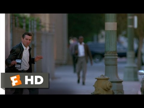 Midnight Run (1/9) Movie CLIP - An Alonzo Mosely Badge (1988) HD