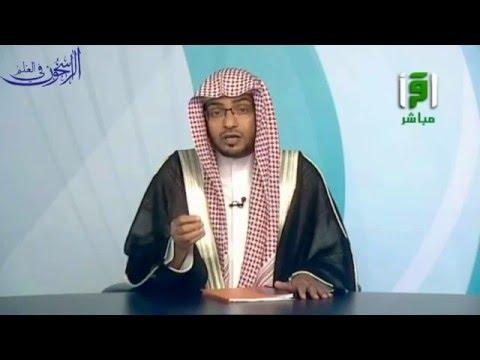 برنامج من كل الثمرات - حُسن المقال -الشيخ صالح المغامسي