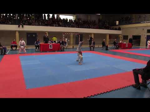 Juegos Deportivos de Navarra Kata Huarte 030319