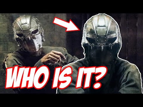 Who Is The Man In The Mask? - The Flash Season 2