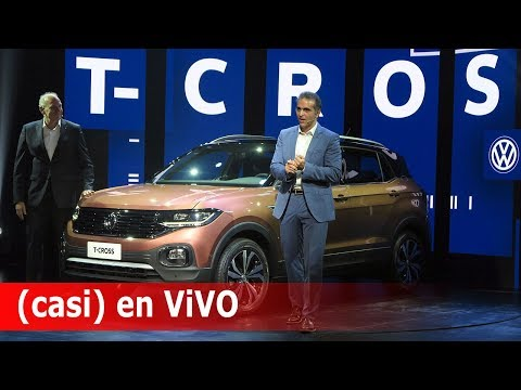 VW T-Cross develación mundial