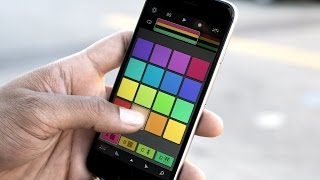 iMASCHINE 2 is the full-featured app for producing on the go with your iPhone or iPad. Watch LA-based producer TK Kayembe...