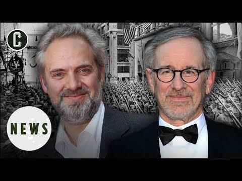 Steven Spielberg, Bond Director Sam Mendes Reunite for WWI Movie 1917