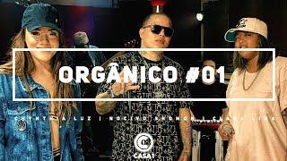 image of Orgânico #1 -  Hey Marciano - Cynthia Luz l Nocivo Shomon l Clara Lima