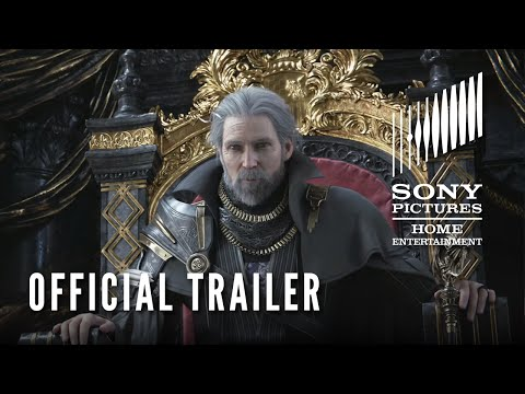 KINGSGLAIVE FINAL FANTASY XV- Official Trailer