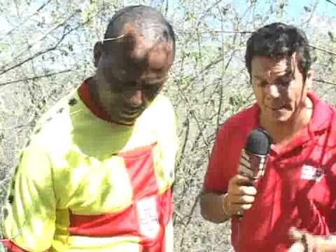 Corpo é encontrado em matagal, no bairro do Salgado.