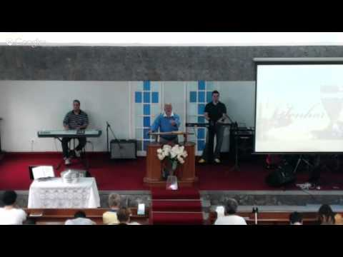 Igreja Nova Vida Maracanã - Pregador: Pastor Mauro (Culto Domingo Manhã - 04/08/2013)