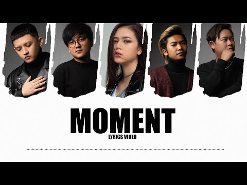 Team 143 - MOMENT ( Official Lyric Video ) Feat - ChanMyae MgCho