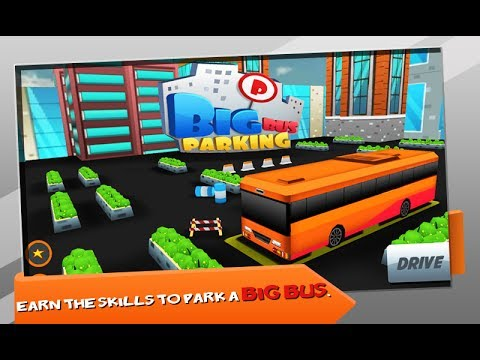 Video of Big Bus Parking