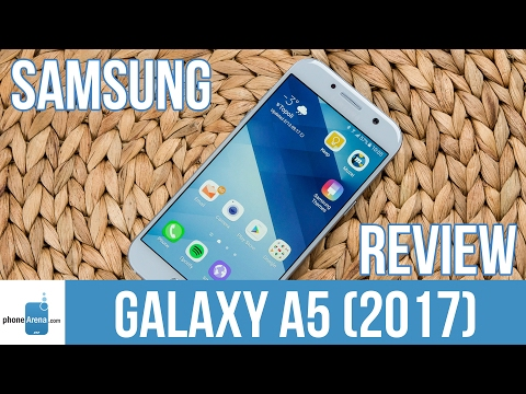Samsung Galaxy A5 (2017) Video Review