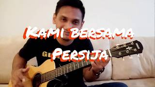 Video KAMI BERSAMA PERSIJA - CIRCLE CLOUDSKA (Fingerstyle Version by Domy Stupa) MP3, 3GP, MP4, WEBM, AVI, FLV Juni 2019