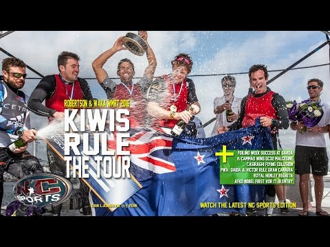 NC Sports  15 July| Waka wins Million Dollar WMRT, Foiling Week & Crash, Wind & Wave Gran Canaria